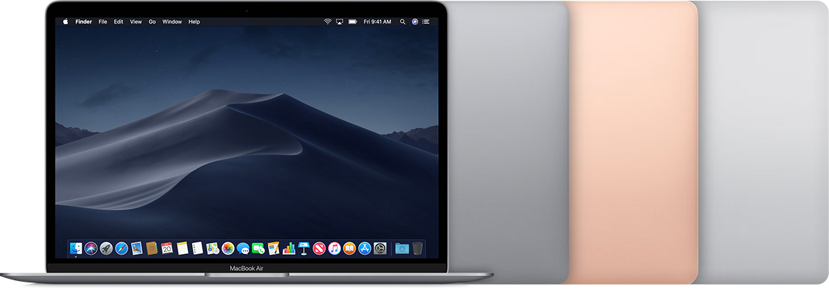 MacBook Air (Retina, 13 inç, 2018)